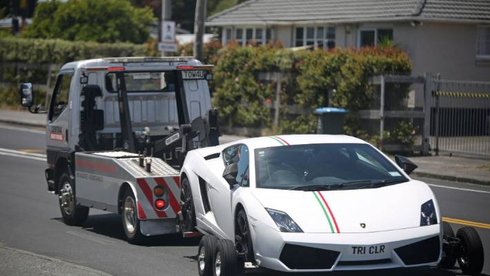 Fast And Furious Aucklander Angry Over Theft Of 260k Lamborghini
