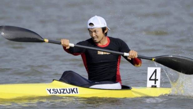 Japanese kayaker banned from competition for spiking rival's drink