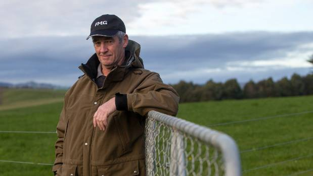 Murray Holdaway says dairy farmers want more information about the spread of the cattle disease   Mycoplasma bovis.