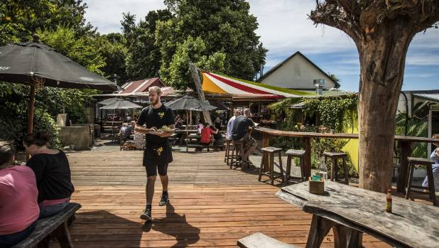 The revamped Toad Hall in Motueka, with Townshend Brewery now next door, is a great place to stop off on your travels.