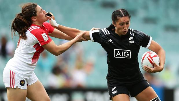 NZ women's sevens start well in Sydney
