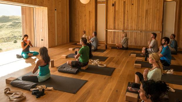 In New Zealand, yoga has grown in popularity by 500 per cent in the past decade.