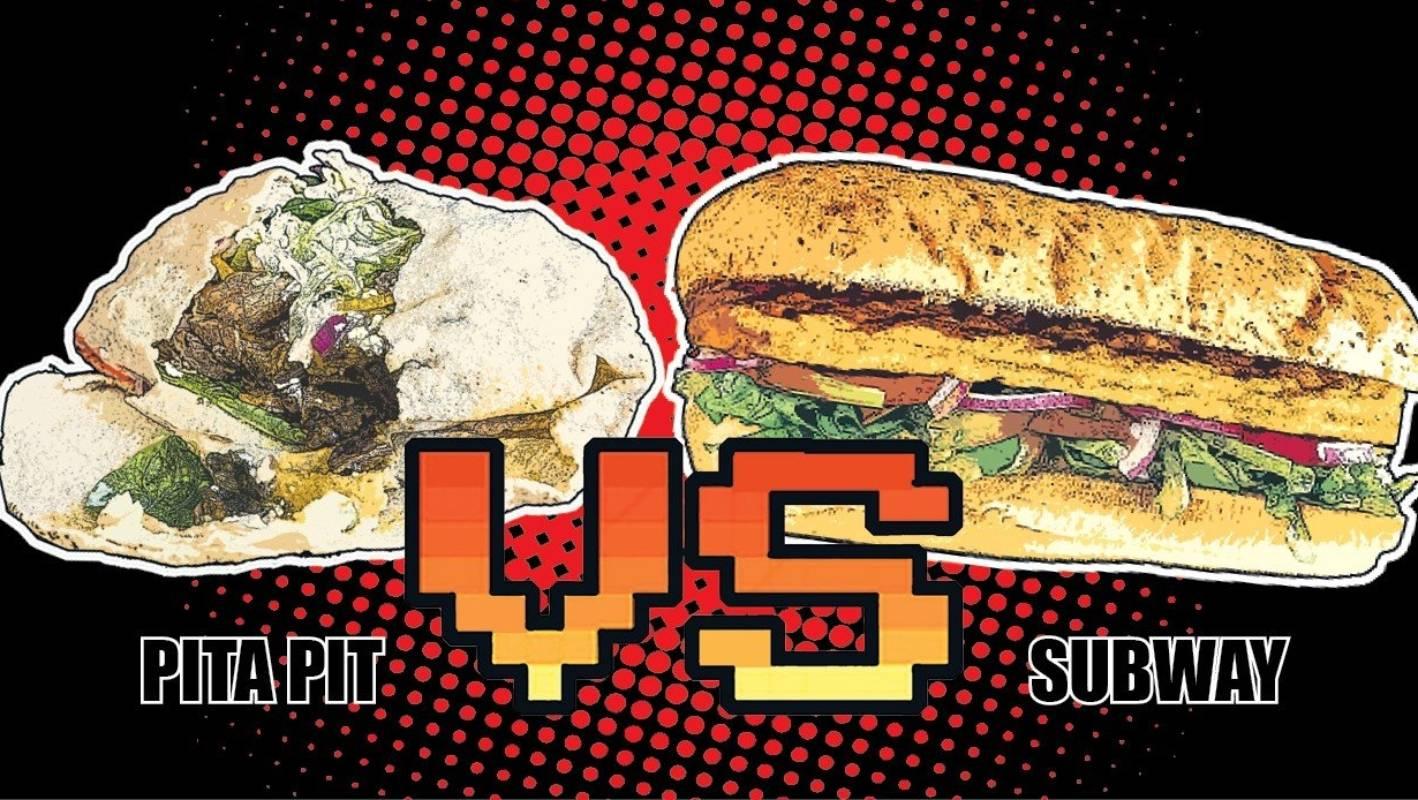 What's healthier - Pita Pit or Subway?   Stuff co nz