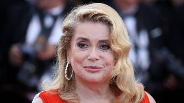 Italy's Berlusconi hails Deneuve's 'blessed words' on harassment