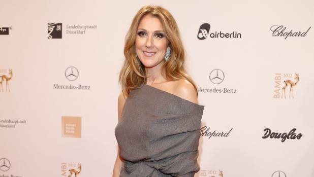 Celine Dion is coming to Manila!