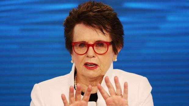 Billie Jean King backs renaming Margaret Court Arena after anti-gay comments