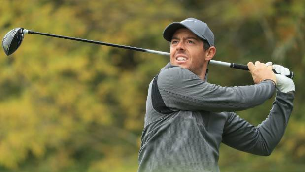 Rory McIlroy in heart scare