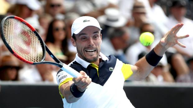 Roberto Bautista Agut got off to a great start in the final