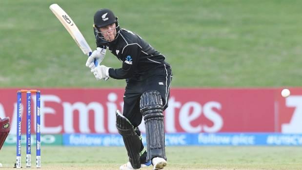 New Zealand Under-19 set records, make 436 in ODI