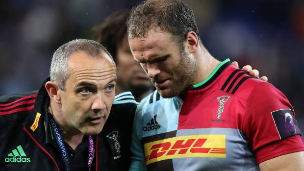 Haskell, Vunipola add to England Six Nations woes