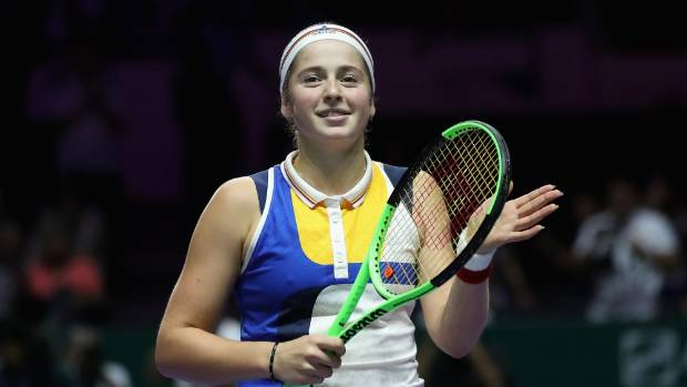 French Open winner Jelena Ostapenko of Latvia rocketed up the rankings with her victory in Paris and will be one