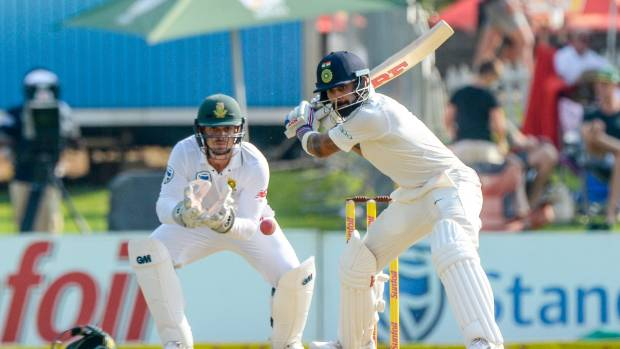 Centurion Test: South Africa take lead of 118 runs against India