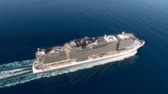 The Megaships Are Coming New Giant Cruise Ships