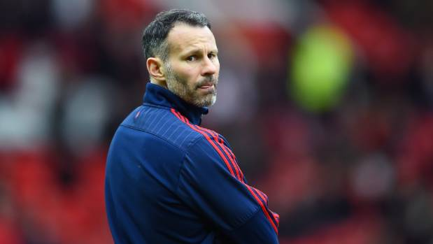 Ryan Giggs set to be unveiled as Wales manager on Monday