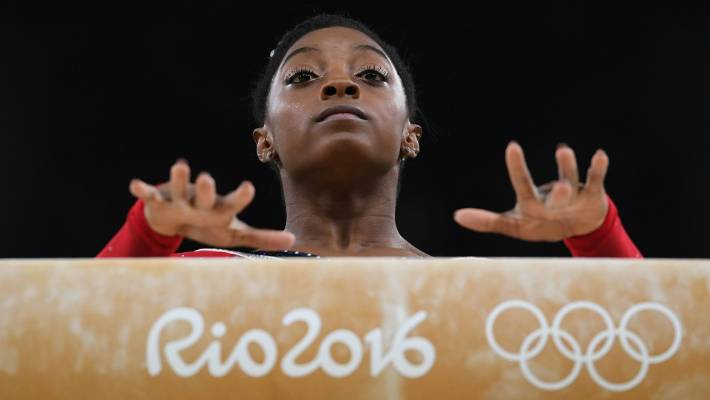 Simone Biles was one of the stars of the Rio Olympics.