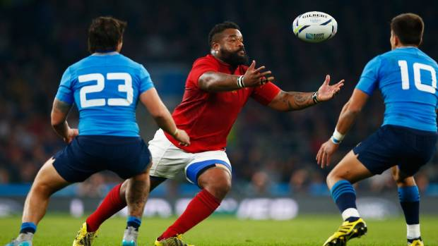 Bastareaud could miss Ireland match after citing for homophobic slur