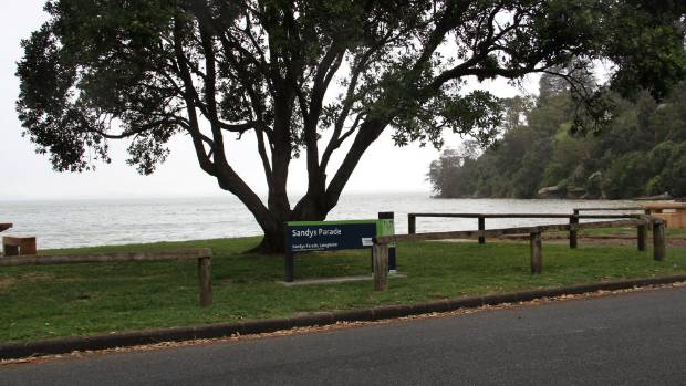 Auckland beach residents complain of foul smell after summer