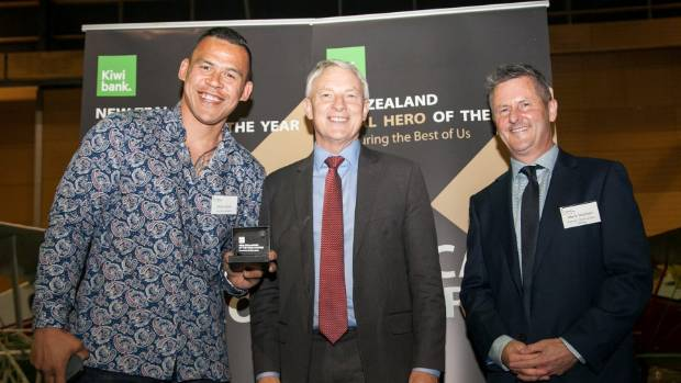 Sport: David Letele honoured just to be a Local Hero ...