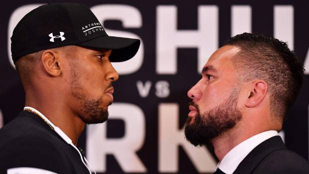 Punters betting on Joseph Parker to beat Anthony Joshua in Cardiff showdown