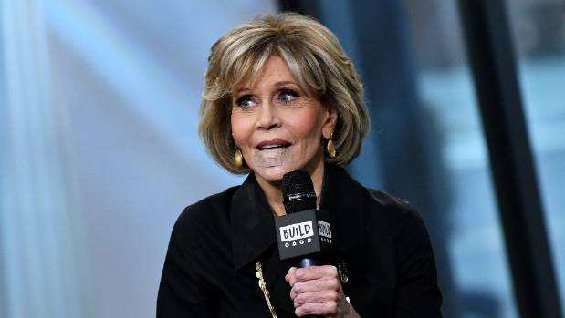 Jane Fonda had a cancer removed from her lip