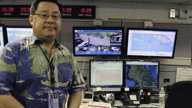 Hawaii emergency worker gets threats after misleading photo