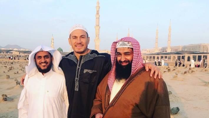 Sonny Bill Williams on Islamic pilgrimage to Mecca   Stuff co nz