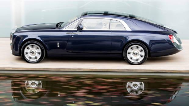 Rolls-Royce shares climb with simplification plan announced