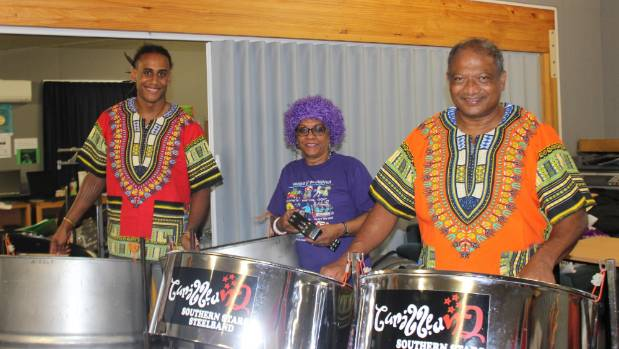 The Carribeanz Southern Stars Steelband will be performing at New Zealand's first steelband festival.