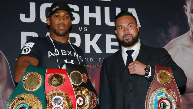 Anthony Joshua needs US fight to hit the big time - Amir Khan