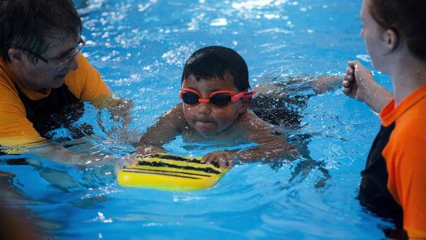 Swimathon to raise money for special olympics manawat for Palmerston north swimming pool