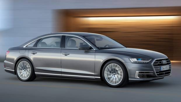 Driverless Cars Arent As Close As You Think In NZ Despite There - Audi driverless car