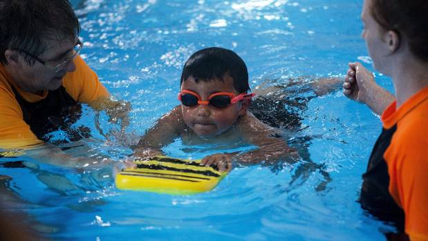 Free Swimming Lessons Given To Families As More Toddlers