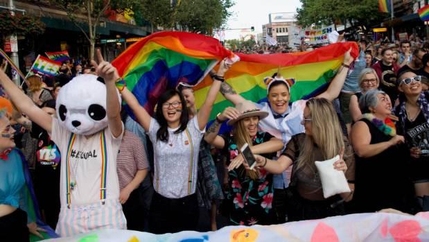 Gay marriage nz votes in congress