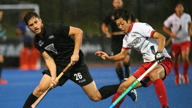 Black Sticks men beat Japan to make it two wins from two ...