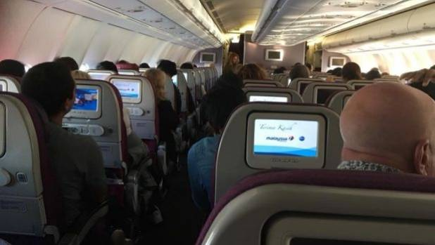 MAS Flight MH122 Diverted To Alice Springs Airport