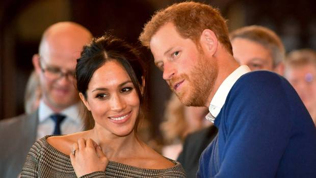 Meghan Markle and Prince Harry Reveal Their Matchmaker