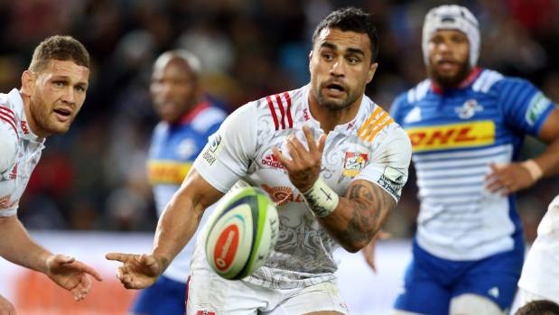All Blacks flanker Liam Messam to join Toulon from Chiefs