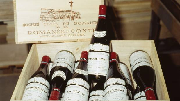 Goldman Sachs Exec's Employee Charged In $1M Wine Theft