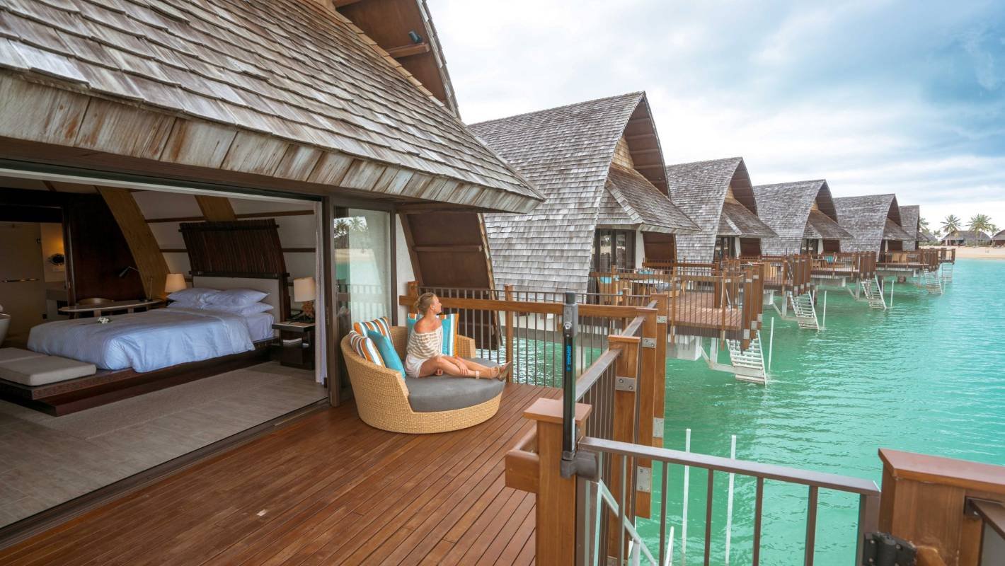 Marriott Momi Bay Fiji S New Adults Only Overwater Escape Stuff Co Nz