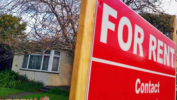 High demand and low availability mean record high rents