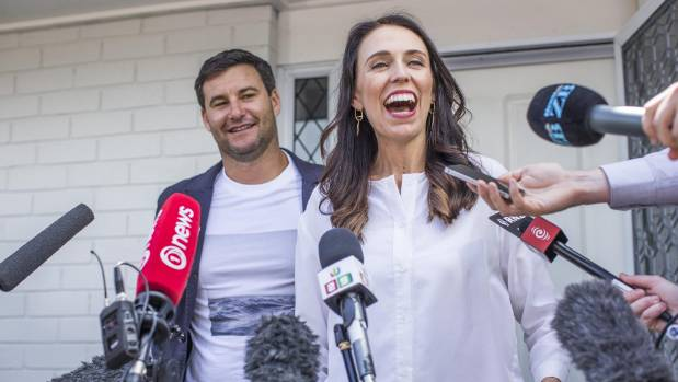 Jacinda Ardern: 'New Zealand will help us raise our child'
