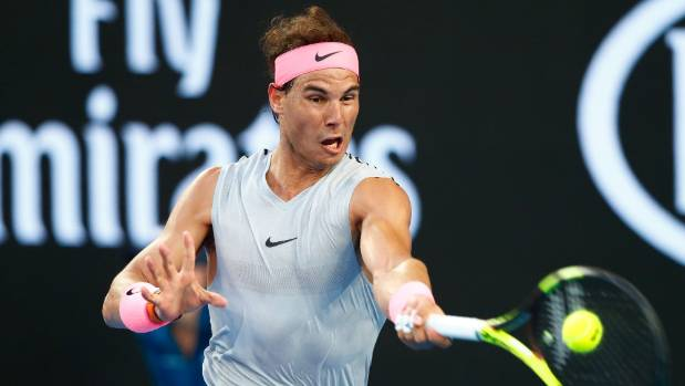 Australian Open: Rafael Nadal dismantles Dzumhur to reach last 16 in style