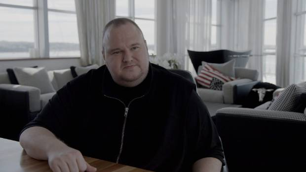 Kim Dotcom weds Elizabeth Donnelly in private ceremony