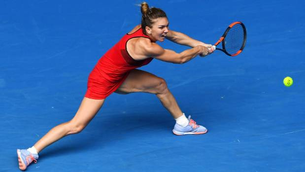 Simona Halep survives marathon match at Australian Open