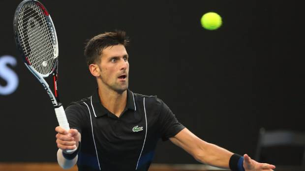 Australian Open: This heat is not on for Novak Djokovic