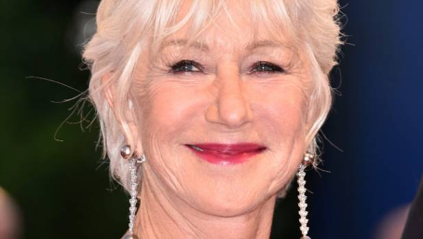 Liam Neeson was 'smitten' with ex Helen Mirren when they met