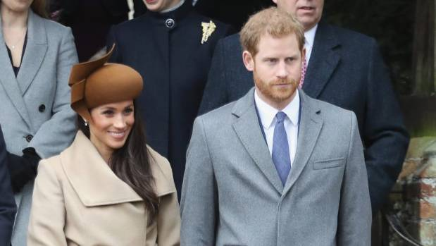 Prince Harry and Prince William's secret step-sister