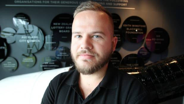Auckland Stardome educator Josh Kirkley says the blood red moon will be about 30 per cent brighter and 14 per cent