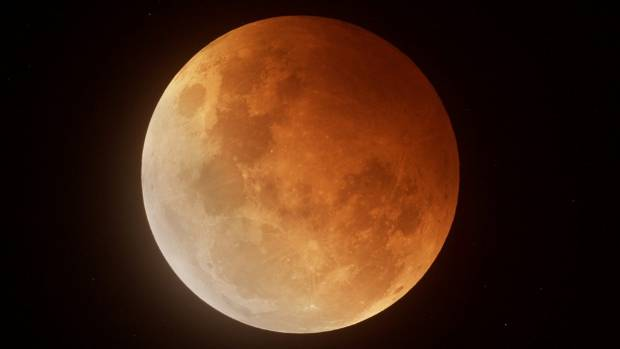 Total lunar eclipse to be visible from Taiwan Jan. 31