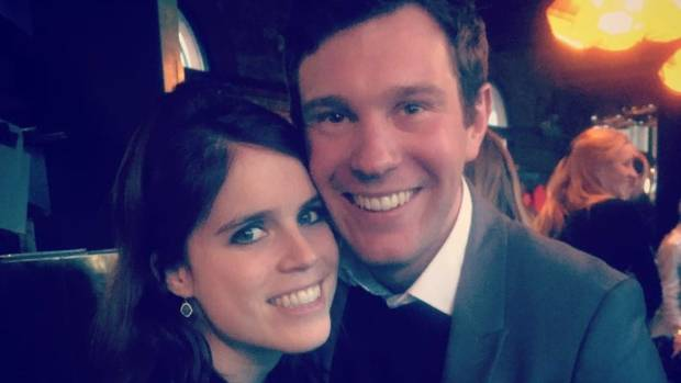 Princess Eugenie and Jack Brooksbank's wedding date set